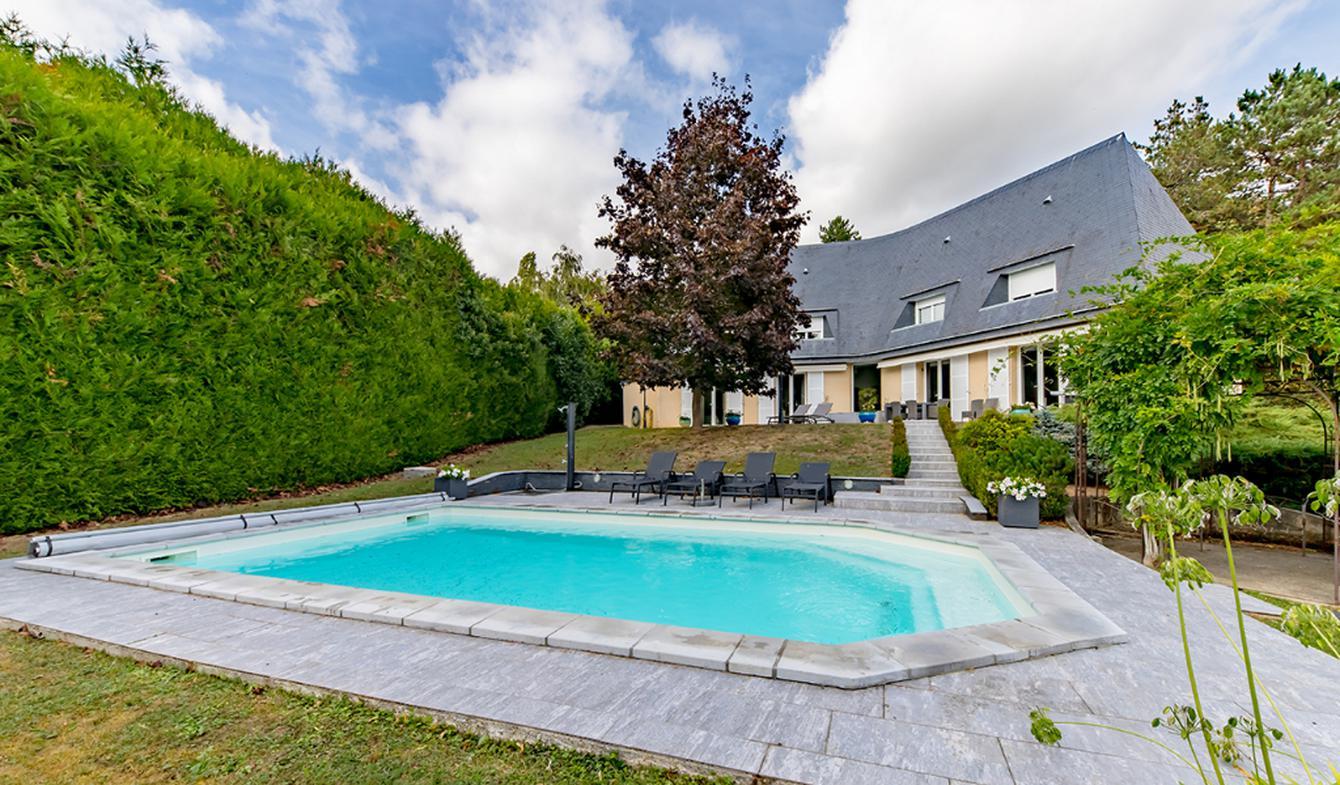 Maison avec piscine Evreux