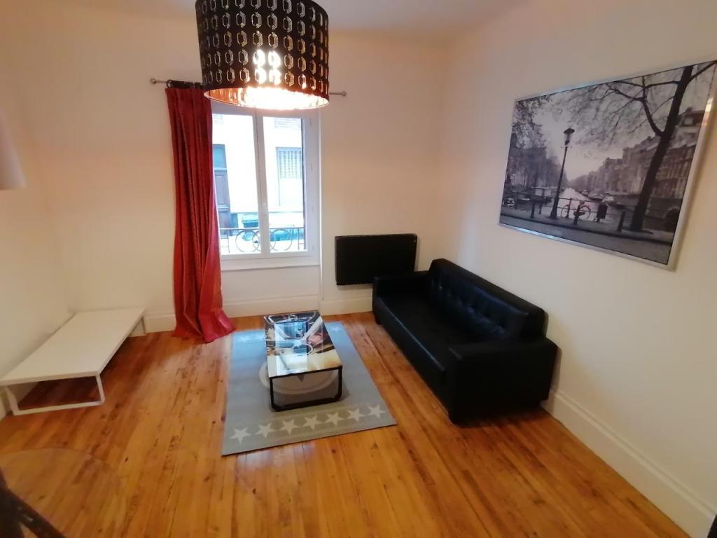 Location Appartement 2 Pieces 38 M 530 Clermont Ferrand 63