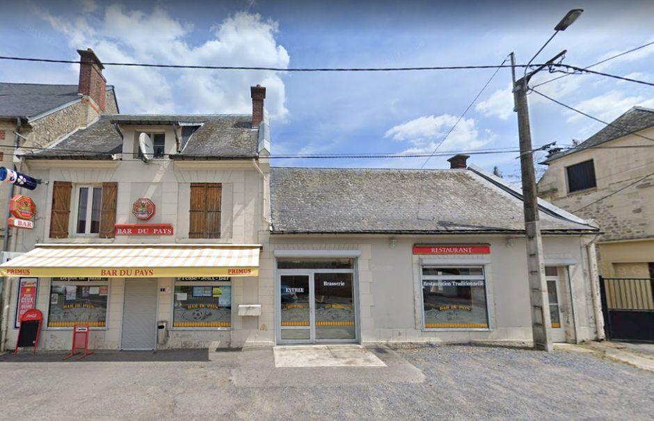 Vente locaux professionnels 5 pièces 863 m² à Urcel (02000), 89 900 €