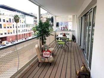 Appartement meublé 4 pièces 73,3 m2