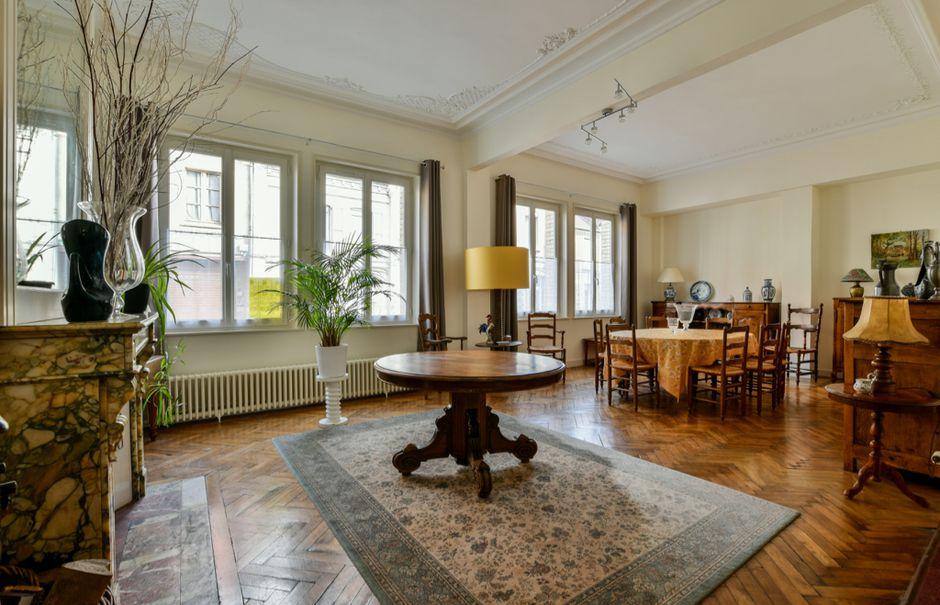 Vente maison 7 pièces 198 m² à Auxi-le-Château (62390), 242 650 €