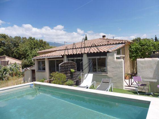 Vente villa 5 pièces 124 m2