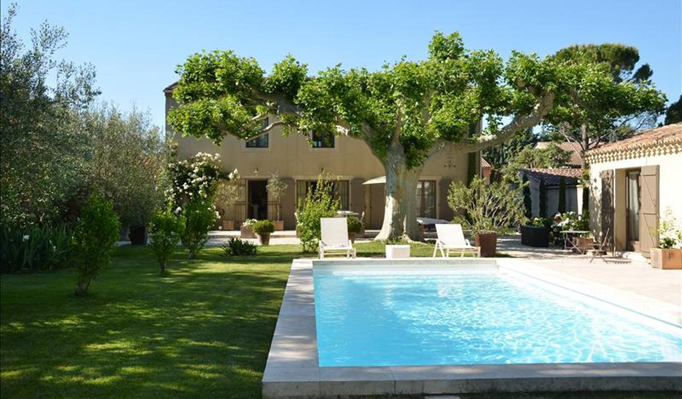 Maison avec piscine et terrasse Palud de Noves