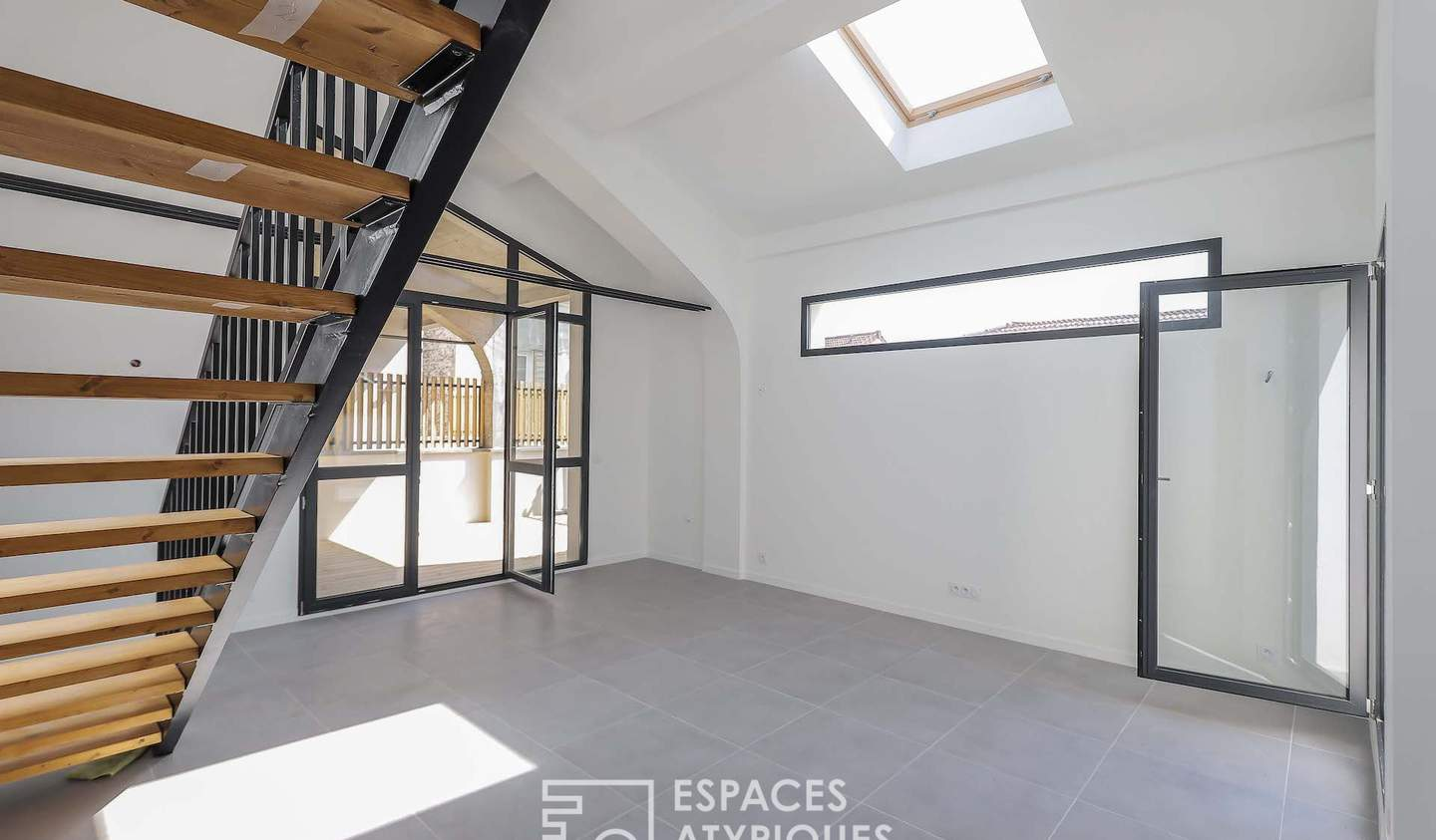 Apartment with terrace Nanterre