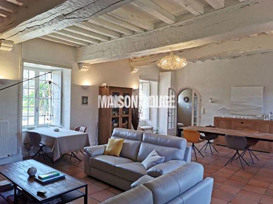 Vente manoir 10 pièces 325 m2