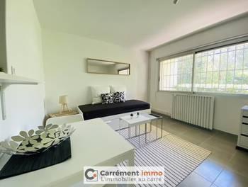 Studio meublé 24,9 m2