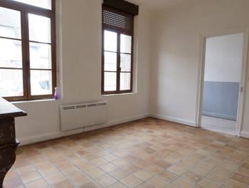 Appartement 3 pièces 60,47 m2