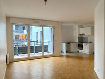 Appartement 2 pièces 54,54 m2