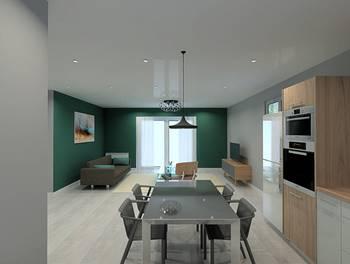 Maison 4 pièces 85,9 m2
