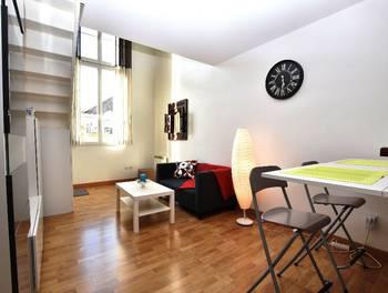 Appartement meublé 2 pièces 34,26 m2