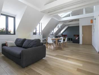 Appartement meublé 5 pièces 142 m2