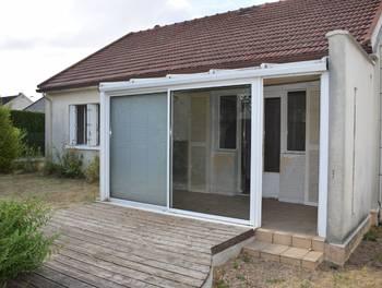 Maison 3 pièces 64,63 m2