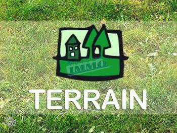 Terrain 800 m2