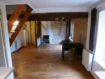 Appartement 3 pièces 39,53 m2