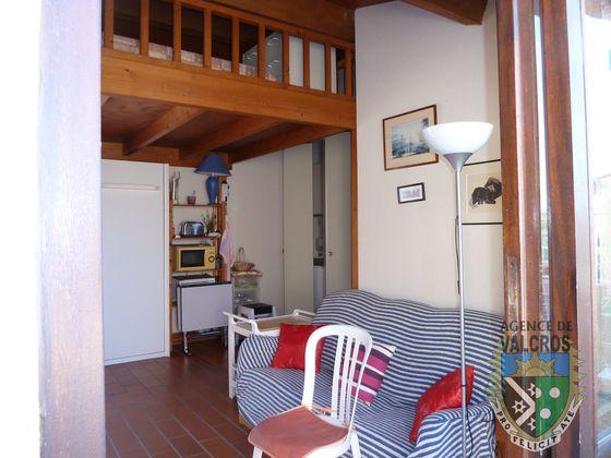 Vente maison 1 pièce 25 m2