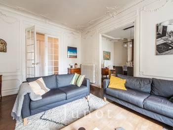 Appartement meublé 5 pièces 121,3 m2