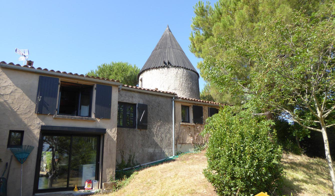 House Meschers-sur-Gironde