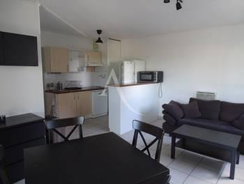 Appartement meublé 3 pièces 41,91 m2