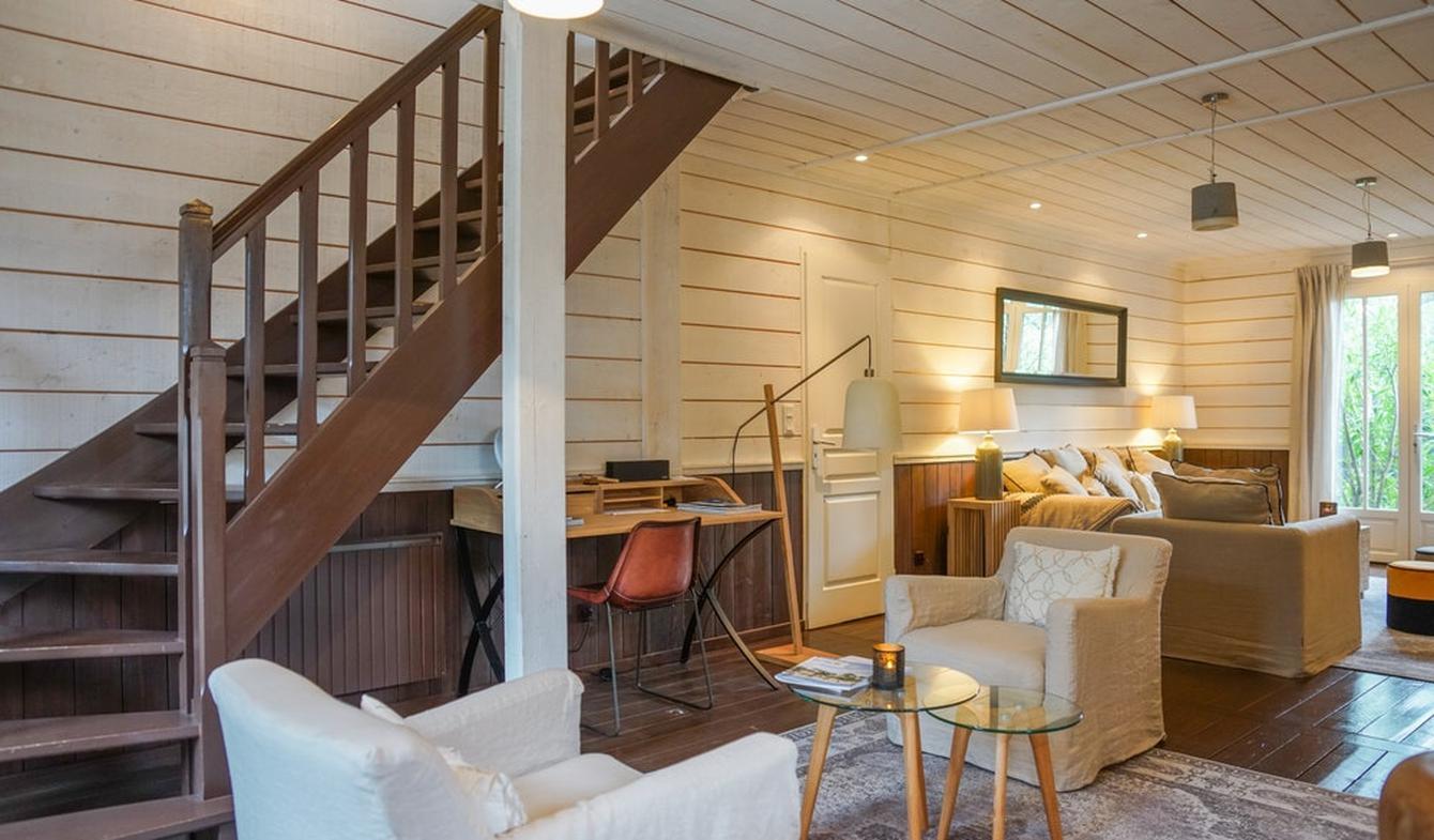 Villa avec piscine en bord de mer Lege-cap-ferret