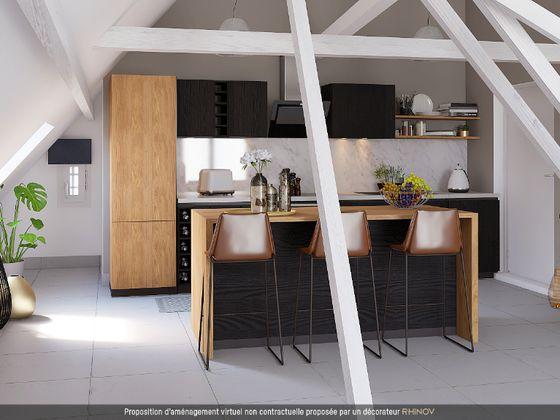 Vente studio 130 m2