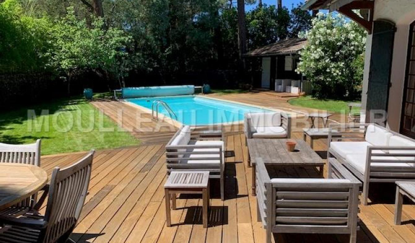 Villa avec piscine Pyla sur mer