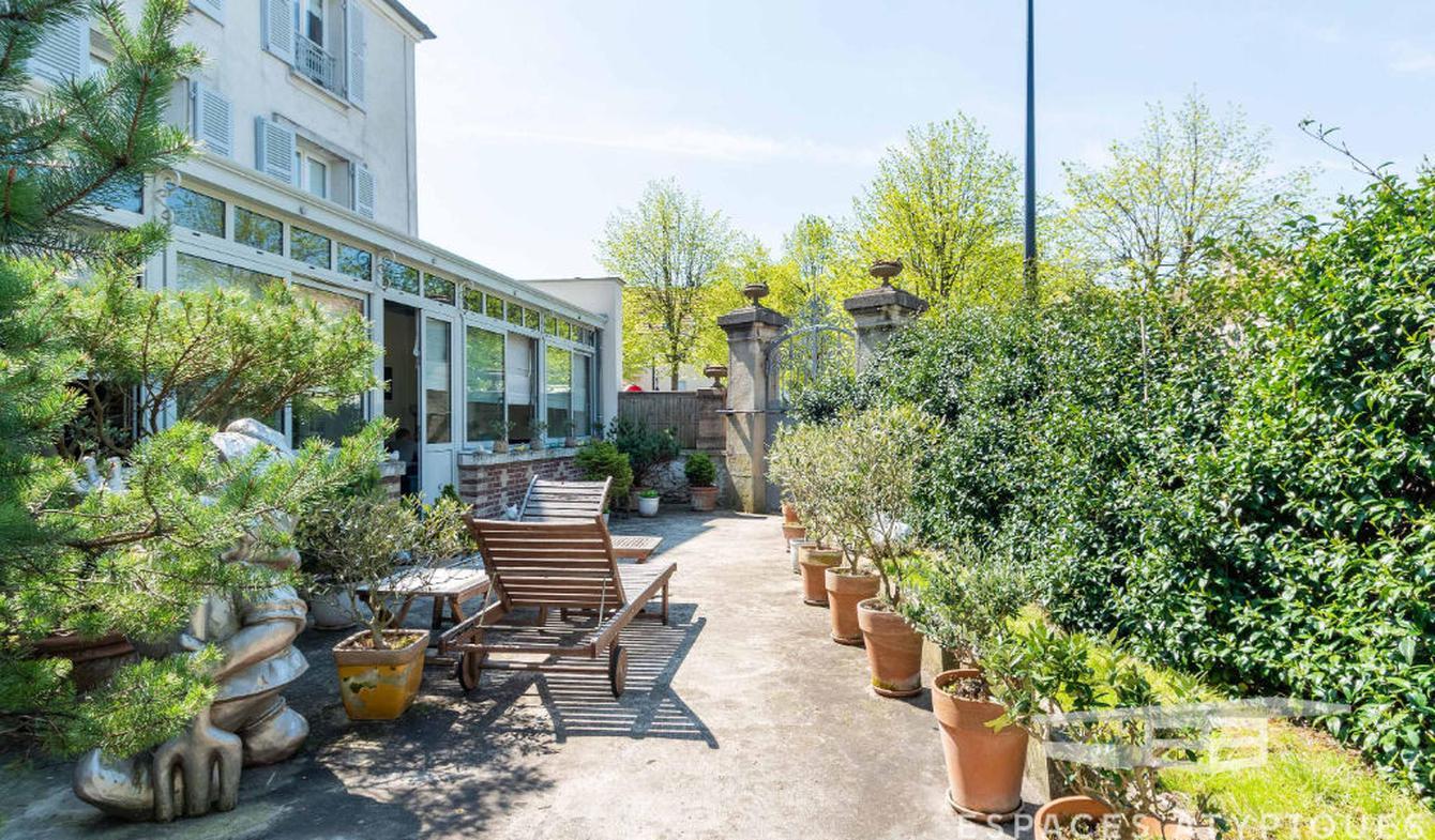 Maison avec terrasse Saint-Thibault-des-Vignes