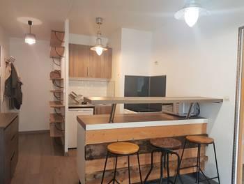 Appartement meublé 2 pièces 30,25 m2