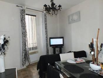 Appartement 3 pièces 43,29 m2