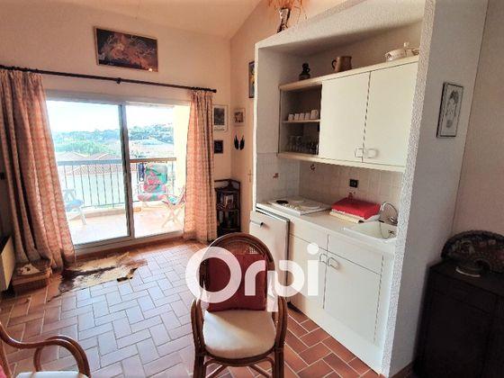 Vente appartement 3 pièces 28,35 m2