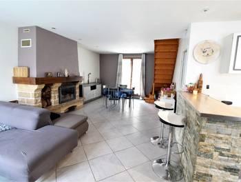 Maison 6 pièces 126,6 m2