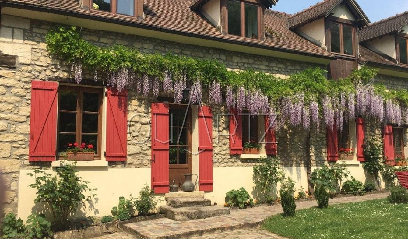 Maison avec terrasse Haravilliers