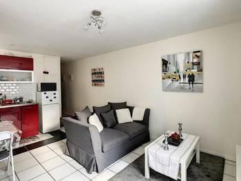 Appartement meublé 2 pièces 30,45 m2