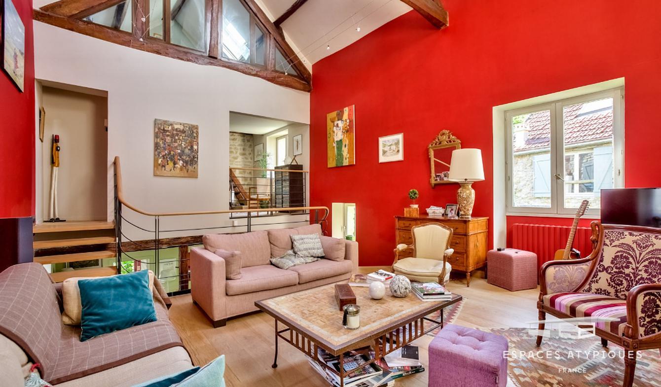 Maison avec terrasse Chapet