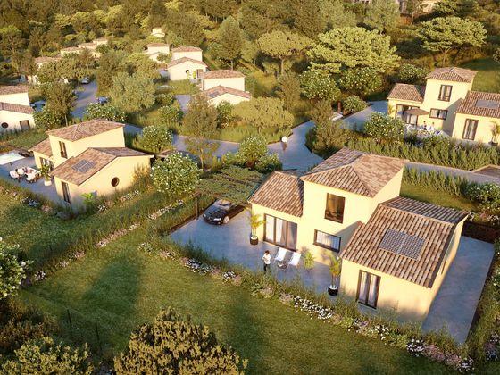 Vente maison 4 pièces 92,67 m2