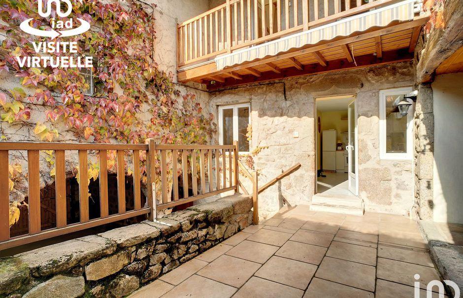 Vente maison 4 pièces 140 m² à Maclas (42520), 209 000 €