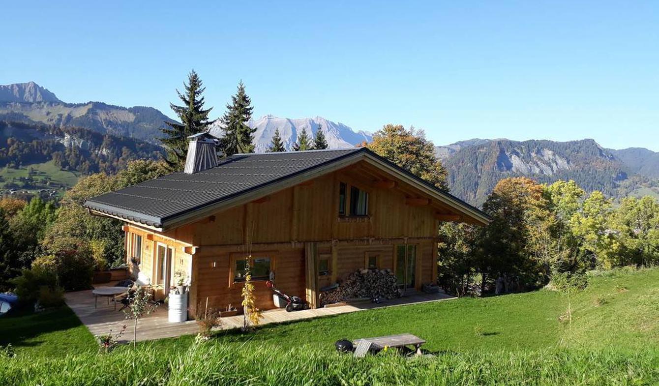 Maison avec terrasse Crest-Voland