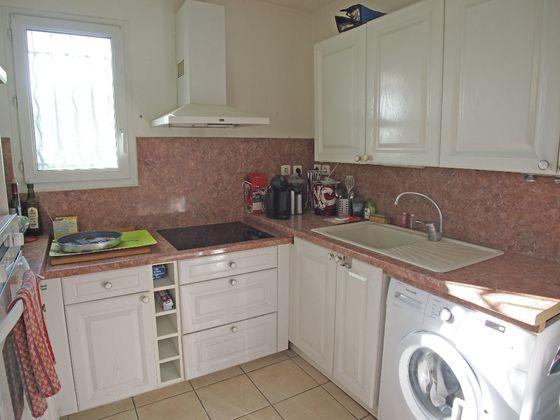 Vente appartement 4 pièces 81,23 m2
