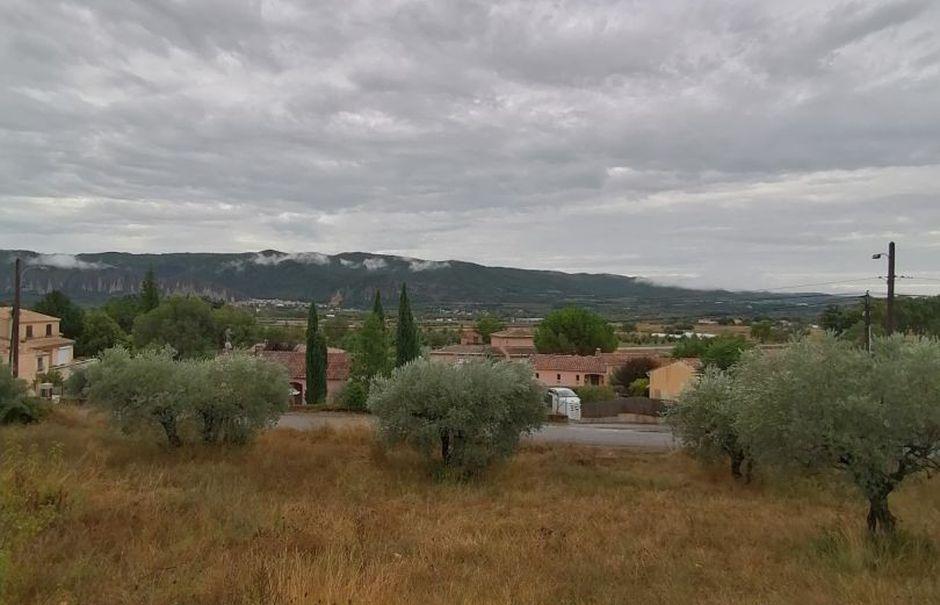 Vente terrain  537 m² à Peyruis (04310), 82 000 €