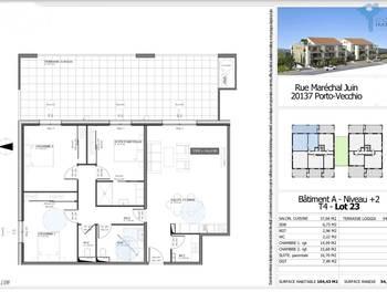 Appartement 6 pièces 104 m2