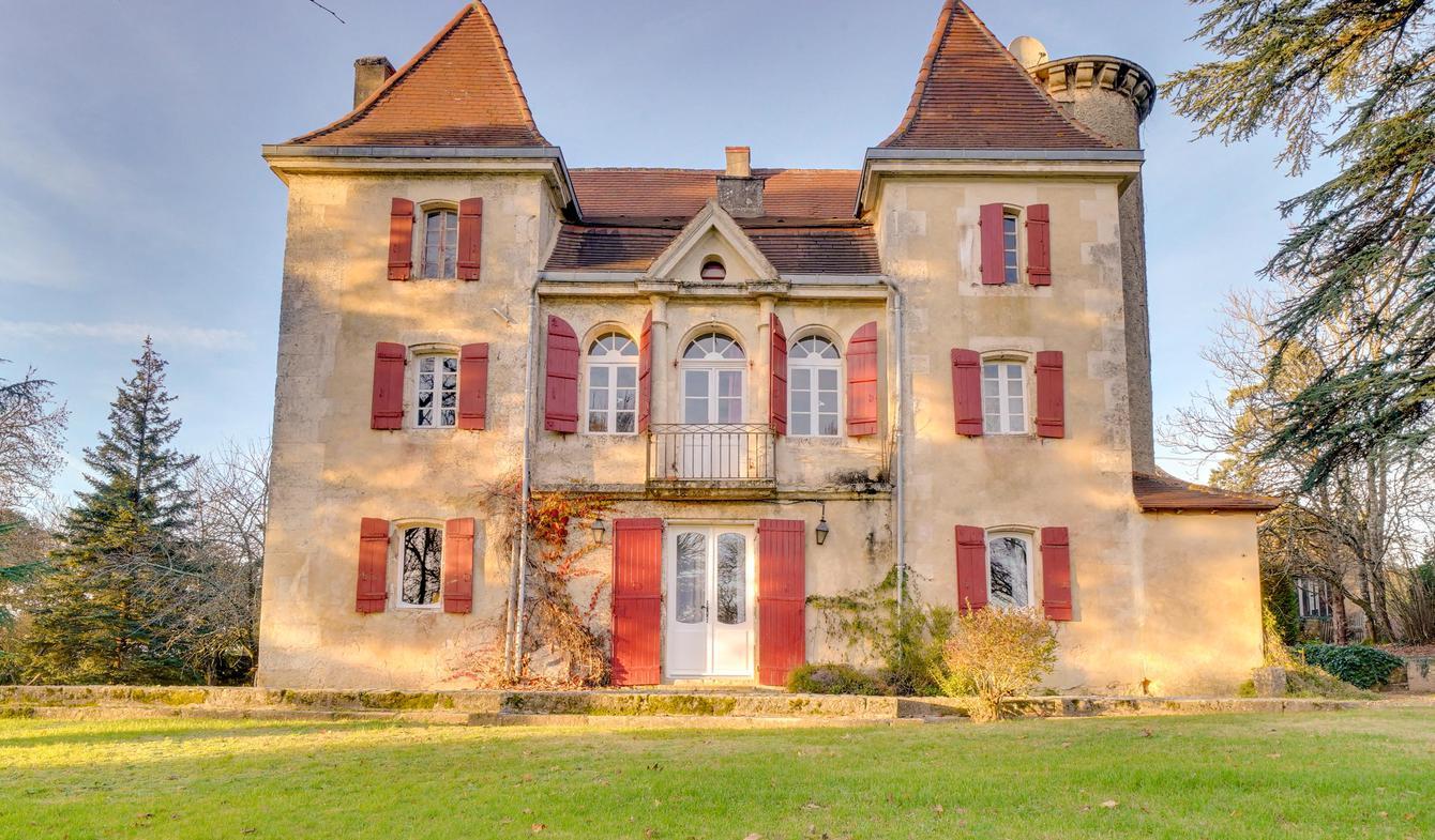 Maison Liorac-sur-Louyre