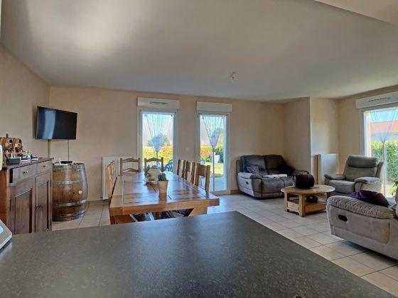 Vente maison 5 pièces 92,59 m2