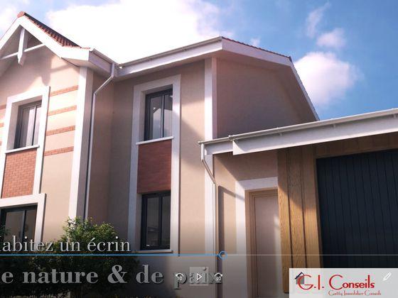 Vente villa 4 pièces 86,9 m2