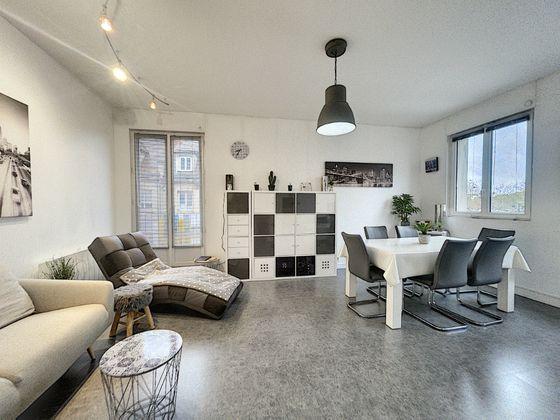 Vente appartement 4 pièces 86,94 m2
