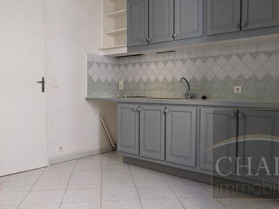 location Appartement 2 pièces 27,27 m2 Aubagne