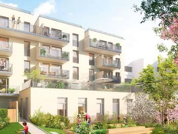 Appartement 2 pièces 46,92 m2