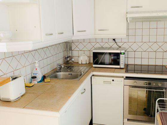 Location appartement meublé 2 pièces 36,97 m2