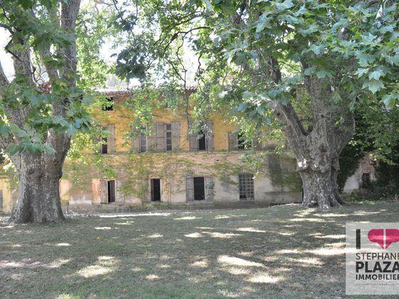 Vente propriété 2400 m2