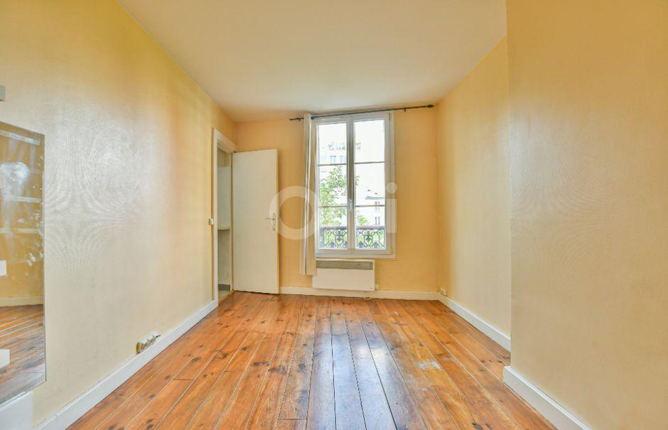 Location meublée studio 1 pièce 18 m² à Paris 15ème (75015), 752 €