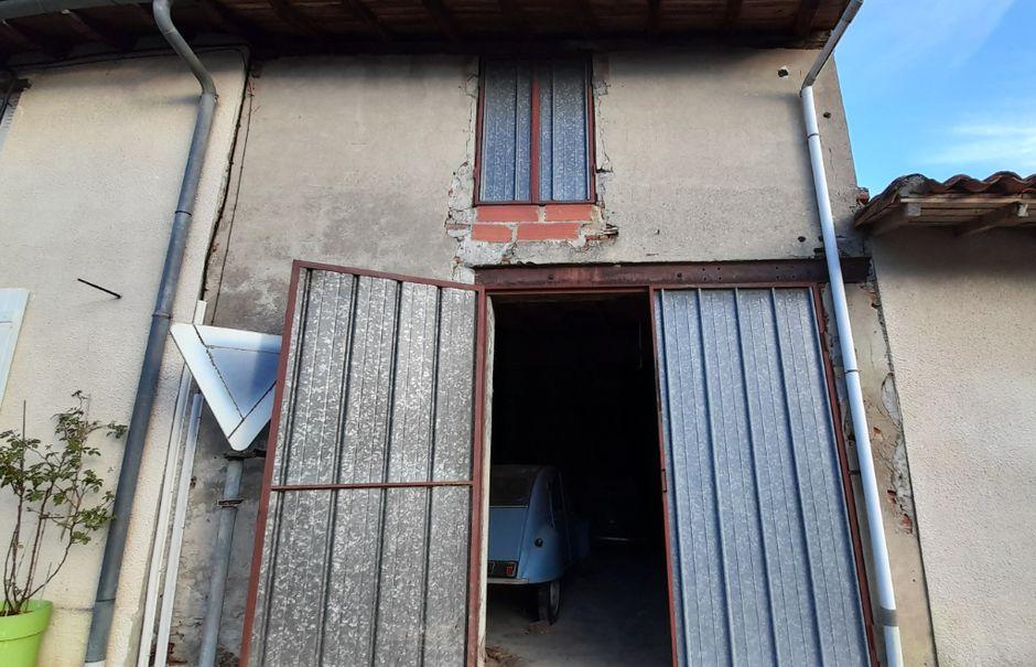 Vente parking  50 m² à Saint-Porquier (82700), 49 000 €