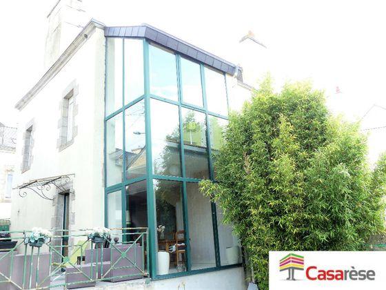 vente Maison 6 pièces 185 m2 Questembert